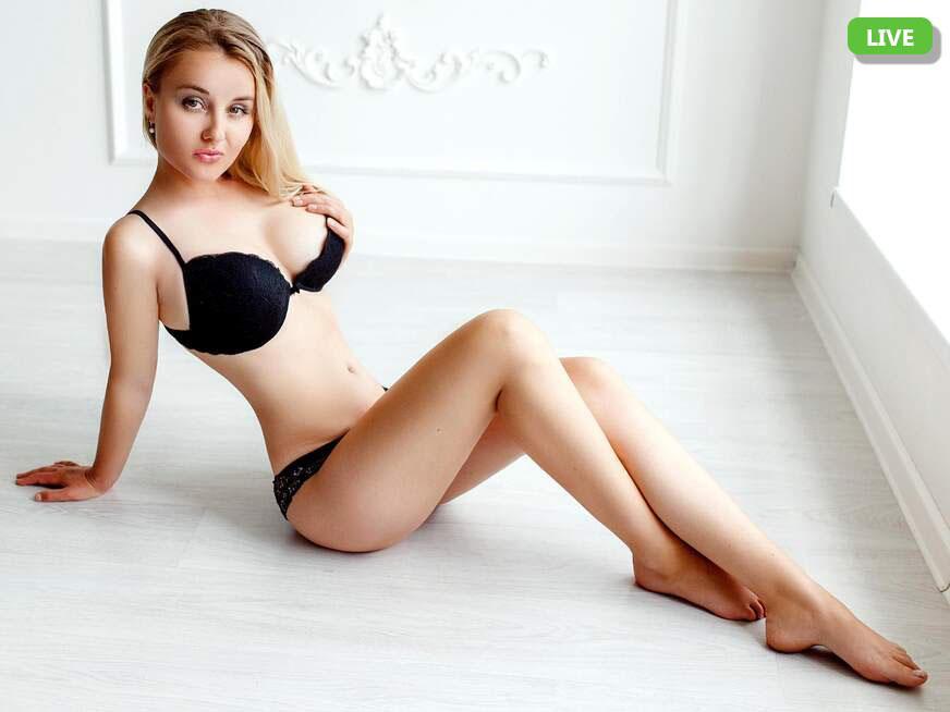Nackt chatten mit schönen Frauen